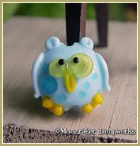 Aqua Owl