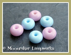 Pink/Blue Spacers