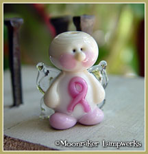 *CUSTOM* Pink Ribbon Fairy