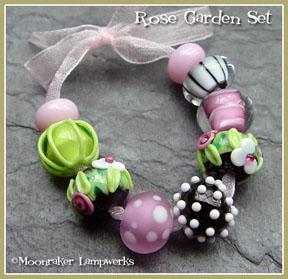 Rose Garden Set