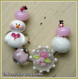 Snowman Angel Set