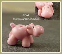 Hannah the Baby Hippo