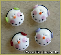 Earmuff Snowmen
