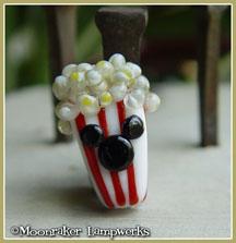 Mouse Ears Popcorn Box