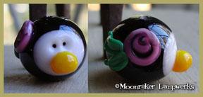 Penguin Head - Girl