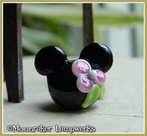 Pink Flower Mouse Ears