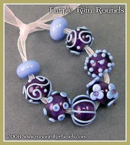 Purple Rain Rounds