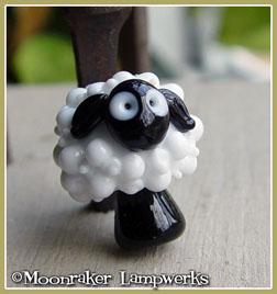 Sheep Pendant