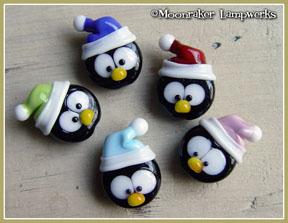 Snow Hat Penguins