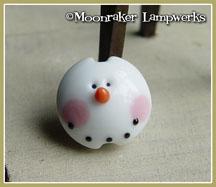 Snowman Lentils
