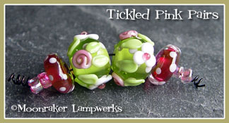 Tickled Pink Pairs